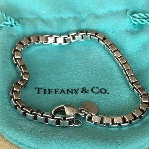 Authentic Tiffany & Co Venician bracelet